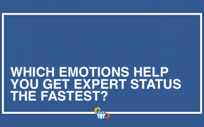 Which Emotions Help You Get Expert Status the Fastest?